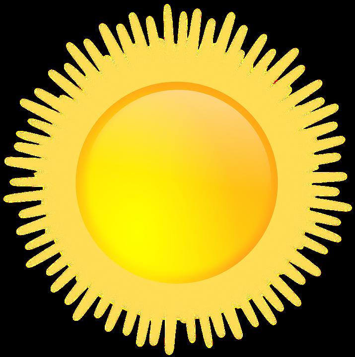 obrazek słońce