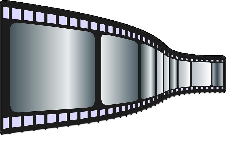 obrazek przedstawiający taśmę filmową