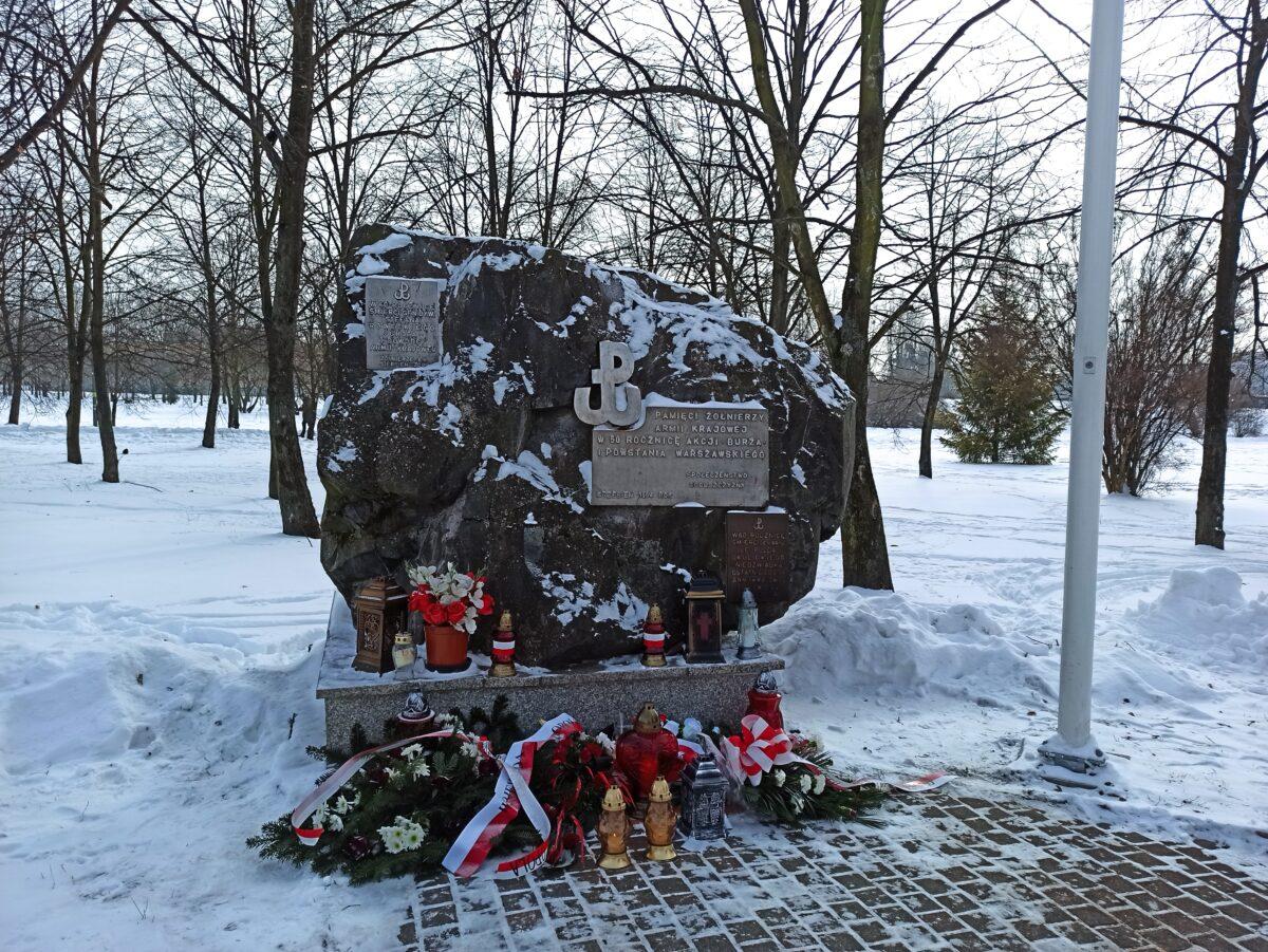 zdjęcia Pomnik Pamięci AR