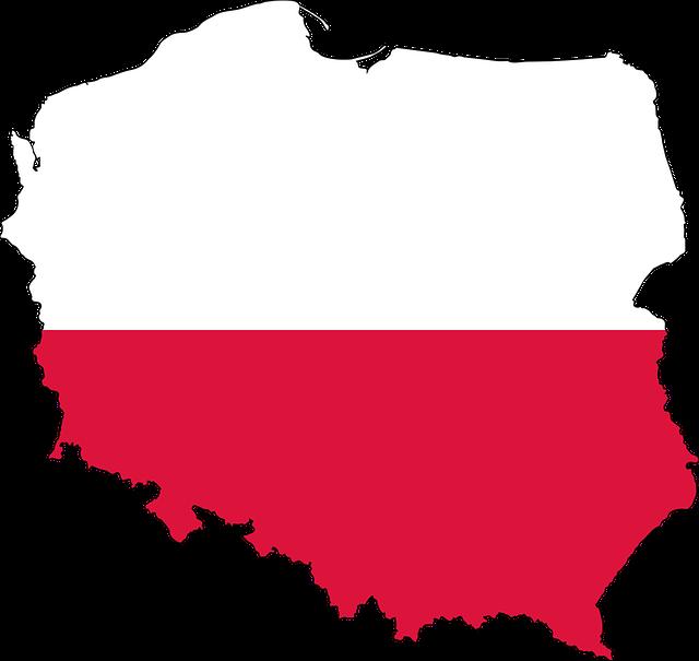 obrazek kontur Polski