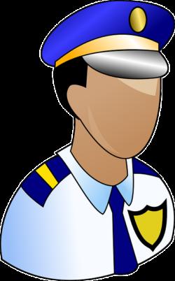 obrazek policjant