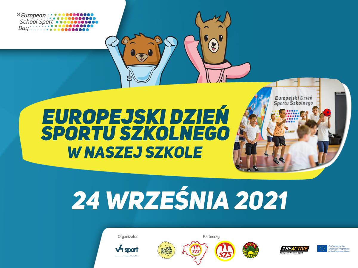 Europejski Dzień Sportu 24 września